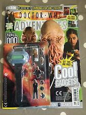 Doctor Who Adventures Magazine Issue 86 - Excellent Condition With Free Gifts