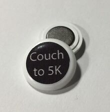 Race number magnets - Couch to 5K, white version