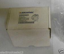 SOCOMEC LOAD BREAK SWITCH, 15533743-F