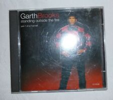 garth brooks standing outside the fire (part 1 of a 2 cd ep set)