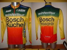 Bosch Kuche Shirt Jersey Top Adult Medium Cycling Cycle Bike Vintage Winterthur