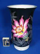 "Beautiful handpainted 50´s design Heinrich porcelain Porzellan Vase ""Marcella"""