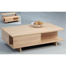 Couchtisch Charly Sonoma Eiche Tisch Loungetisch Esstisch höhenverstellbar