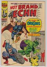 L0949: Not Brand Echh #3, Vol 1, VF Condition