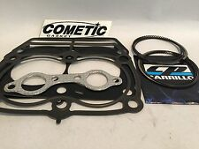 RZR RZRS Sportsman 800 RZR-4 83mm 820 Big Bore CP Piston Rings Set & Gasket Kit