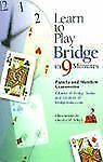 Learn to Play Bridge in 9 Minutes-ExLibrary