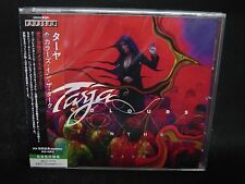TARJA Colours In The Dark JAPAN CD Nightwish Apocalyptica Sinner Yngwie Rage