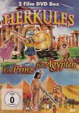 Herkules-Ein Prinz für Ägypten / 2 Zeichentrickfilm DVD Box / NEU / DVD ##