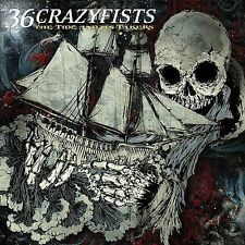 36 Crazyfists The Tide And Its Takers CD