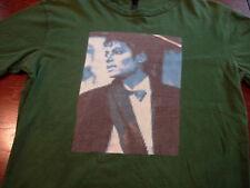 Rare Clot X Fingercroxx Pixalated Michael Jackson T shirt. Sz. Large Art Collab