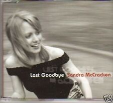 (282W) Sandra McCracken, Last Goodbye - 2004 CD