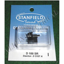 Stanton 500A Compatible Turntable Stylus. - Stanfield Part # D188SR