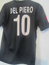 Juventus 2001-2002 Del Piero 10 Away Football Shirt Size XL /40654