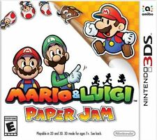 Mario & Luigi: Paper Jam (Nintendo 3DS) BRAND NEW