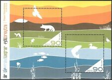 Iceland 2010 Biodiversity/Eagle/Fox/Fish/Animals/Nature/Wildlife 2v m/s (n42320)
