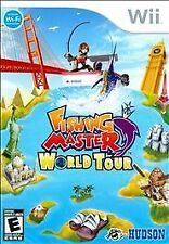 Fishing Master World Tour  (Wii, 2009)**Free Priority Shipping**