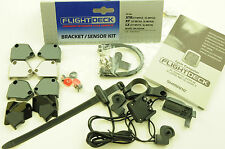 SHIMANO FLIGHT DECK SC-6500-M CYCLE COMPUTER BRACKET SENSOR KIT XTR XT LX