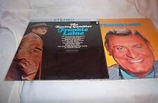 FRANKIE LAINE-THE ROVING GAMBLER+I WANTED SOMEONE TO LOVE (2 DISCS)NEW SEALED LP