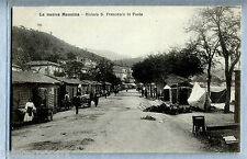 La nuova Messina Riviera S. Francesco di Paola Baraccati PC 1909 Alterocca