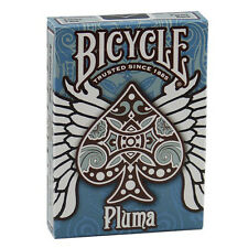 Pluma C Bicycle Playing Cards - Funky Quality Bike Card Deck from USPCC