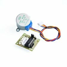 5V 4-phase Stepper Motor 28byj-48 + Driver Board ULN2003 for Arduino By Atomic M