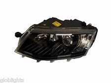 SKODA OCTAVIA III XENON SCHEINWERFER LINKS LED HEADLIGHT FARO ORIGINAL LHD