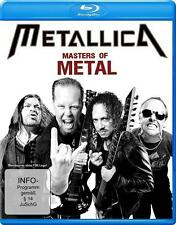 James Hetfield - Metallica: Masters of Metal (Blu-ray) (OVP)
