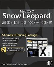 Digital Classroom: Mac OS X Snow Leopard Digital Classroom 14 by AGI Creative...