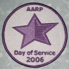 AARP Day of Service 2006 Patch