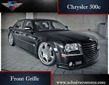Chrysler 300c Front Grille Conversion