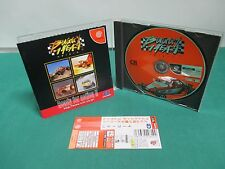 Dreamcast -- BUGGY HEAT -- JAPAN. GAME. Clean & Work fully. 25656