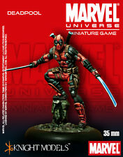 Knight Models BNIB Marvel Deadpool 35MV105