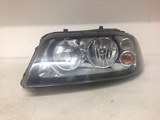 vw sharon passenger side headlight  dark
