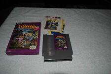ULTIMA: EXODUS NES NINTENDO GAME IN BOX GREAT CONDITION