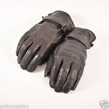KYLO REN LEATHER GLOVES Sith Star Wars the force awakens Episode VII Costume