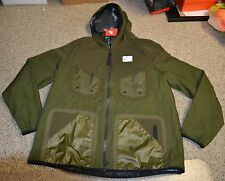 Men's Nike International Wind Runner Jacket Green Dark Loden  802371 347 SZ XL