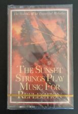 THE SUNSET STRINGS Play Music For Reflection NEW Cassette Reader's Digest SEALED