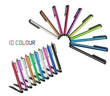 10x Universal Stylus capacitiva Touchscreen Penna Per Tutti Moble Telefoni, Tablet, iPad