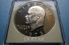 """S-PROOF   1973S  EISENHOWER DOLLAR/LIBERTY BELL """"S-PROOF""""Uncirculated COIN #3"""