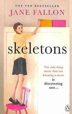 Skeletons, Fallon, Jane, New Book