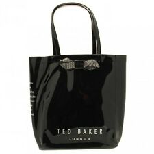 Set 2 Of Ted Baker Shopper Tote Bag And Tabcon Tablet Case In Black