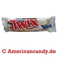 Weisse Schokoladen-Riegel: 20x 75g Twix White XTRA Limited edition (12,66€/kg)