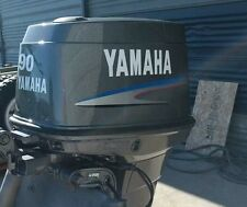 Yamaha 90hp Outboard Decal Sticker Kit Marine vinyl  70 80 or 90 hp