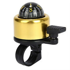 Popular Handlebar Metal Bell Ring With Compass For Mountain And Road Bicycle