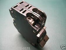 """Chipped Plastic Federal Pacific 20 Amp 2 or Double Pole 1"""" Thin Breaker - SAVE!"""