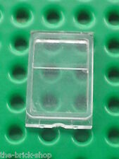 Vitre porte LEGO train clear Glass for train door 4183 / 7740 7745 4558 7725 ...