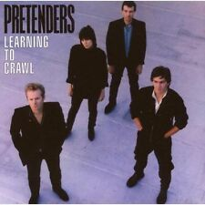 NEW CD Album The Pretenders - Learning to Crawl (Mini LP Style Card Case)