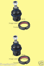 2 HEAVY DUTY Left+Right Front Lower Ball Joints at Knuckle_Set for Mercedes_ML