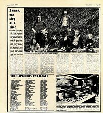 (Sds)8/12/1973Pg37 Article & Picture, James Montgomery Band