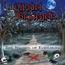 CITADEL BESIEGED - The Winter of Evermore (NEW*US METAL PRIVATE PRESS*MALICE)